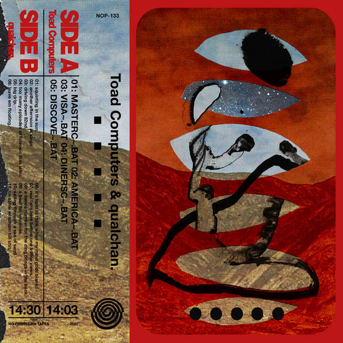 . . . . . by Toad Computers & qualchan. (Cassette) 4