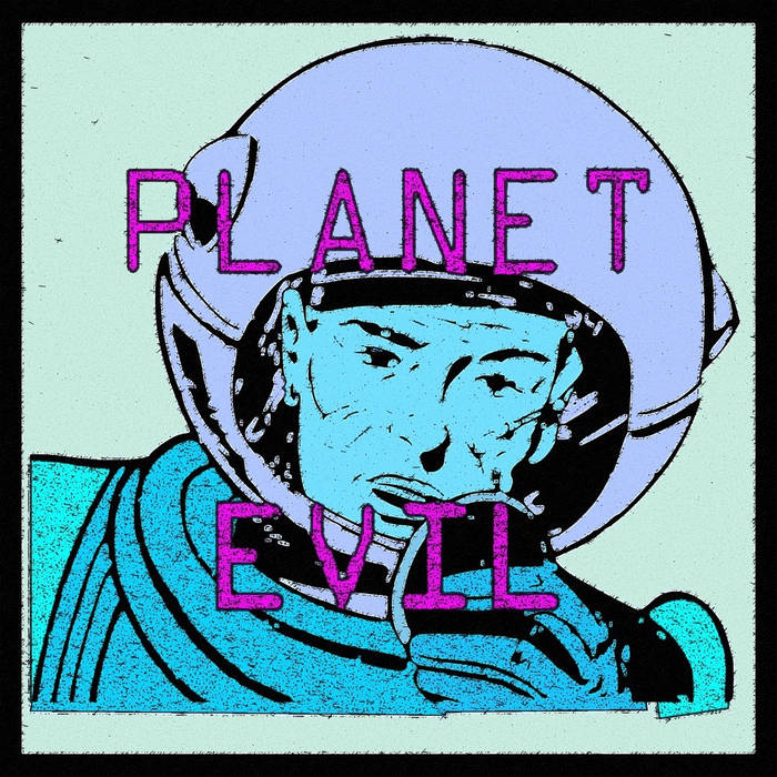 Planet Evil by Video Head Cleaner (Cassette) 4