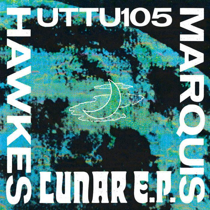 Lunar EP by Marquis Hawkes (Digital) 12