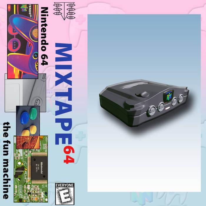 MIXTAPE 64 by Various Artists (Cassette) 2