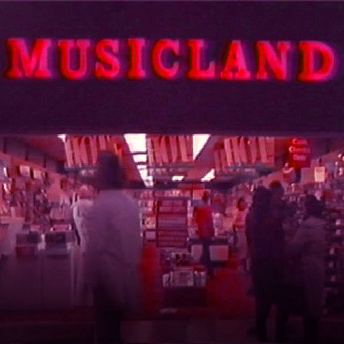 Musicland by Chess King (Cassette) 7