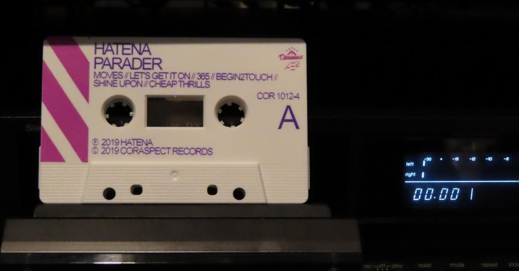 Hatena Parader Cassette