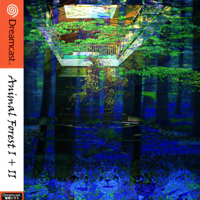 Animal Forest I + II by Blashy (Physical) 7
