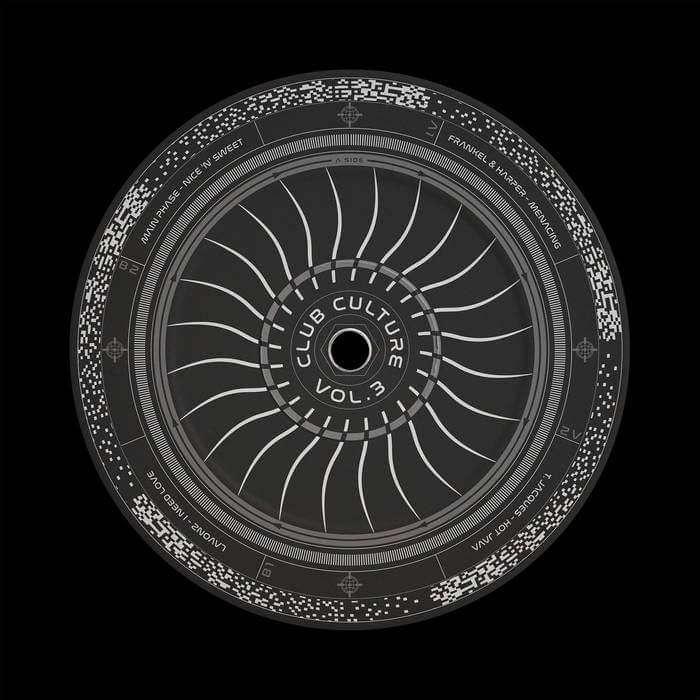 Club Culture Vol. 3 by Dansu Discs (Vinyl) 12