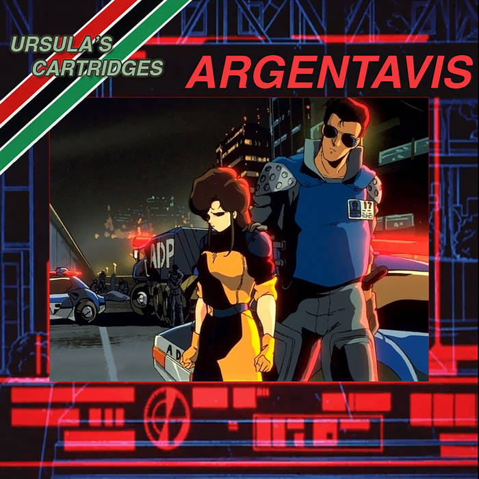 Argentavis by Ursula's Cartridges (Cassette) 11