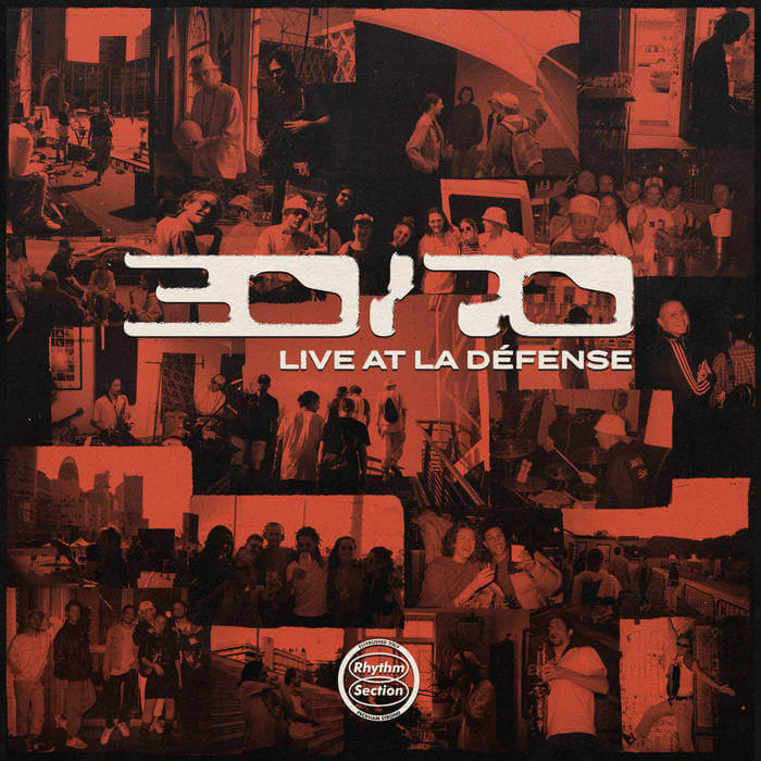 Live At La Defénse by 30/70 (Digital) 1