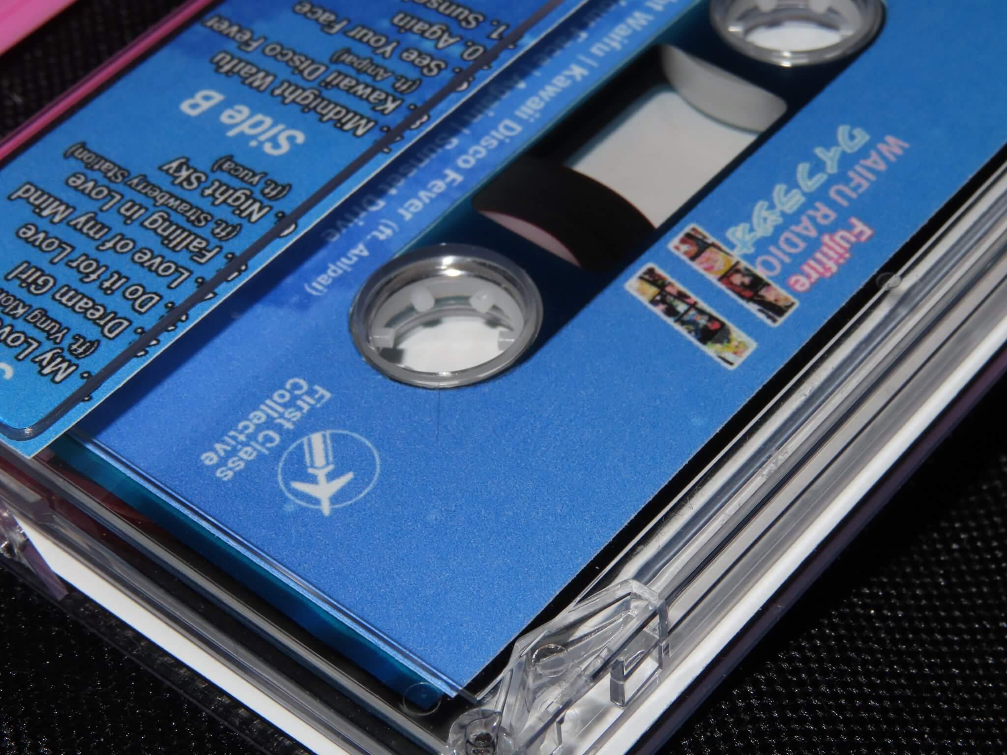 Waifu Radio 2 by Fujifire Review (Cassette) 4