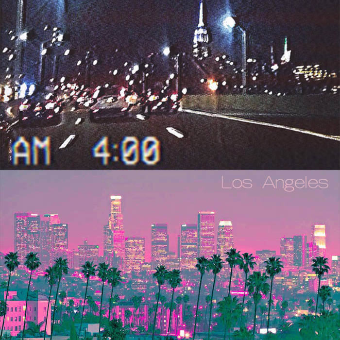 F D R 4 A M / Los Angeles by TVVIN_PINEZ_M4LL (Cassette) 8