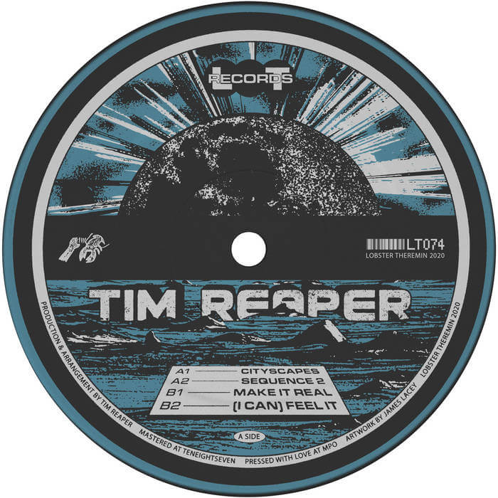 Cityscapes EP by Tim Reaper (Vinyl) 7