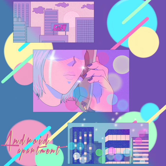 Anri - A hope from sad street (Android Apartment Remix feat AnnieK) by Android Apartment (Digital) 7