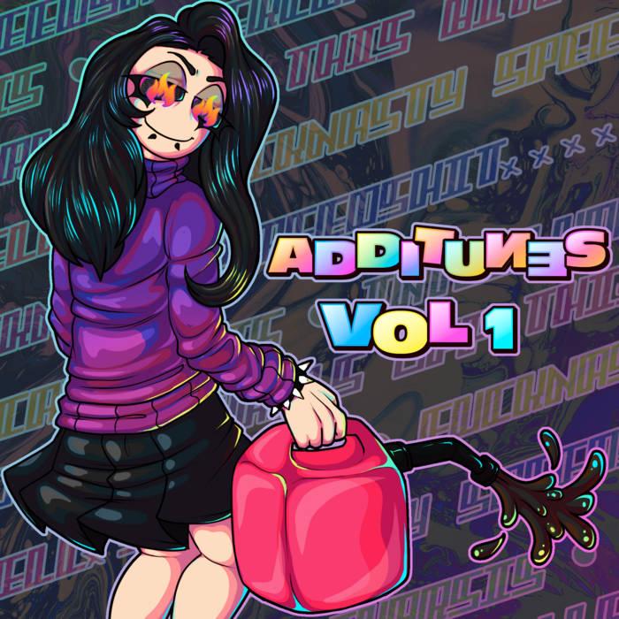 ADDITUNES: VOL. 1 by convex (Cassette) 2