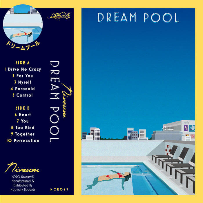 Dream Pool by Niveum (Cassette) 9
