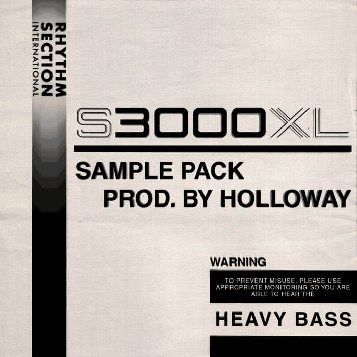 RS INTL Sample Pack VII: Akai S3000XL by Holloway by Holloway (Physical) 3