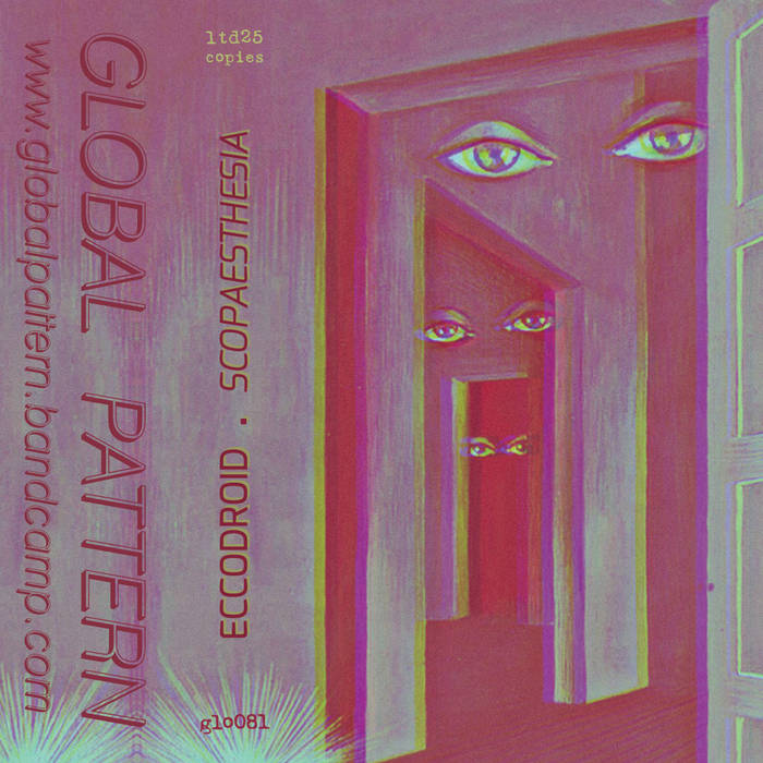 scopaesthesia by  (Cassette) 3