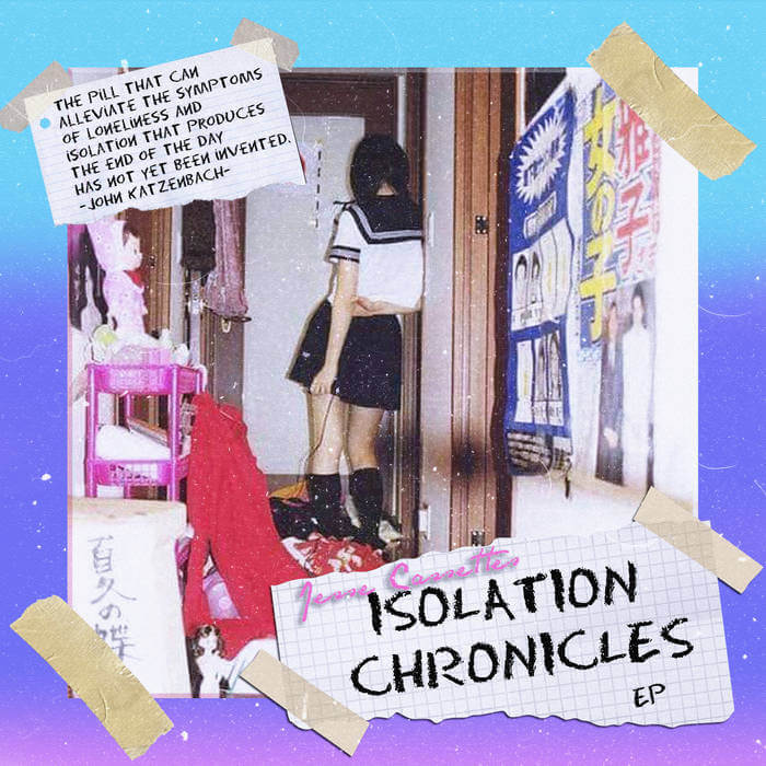 Isolation Chronicles by Jesse Cassettes (Cassette) 2