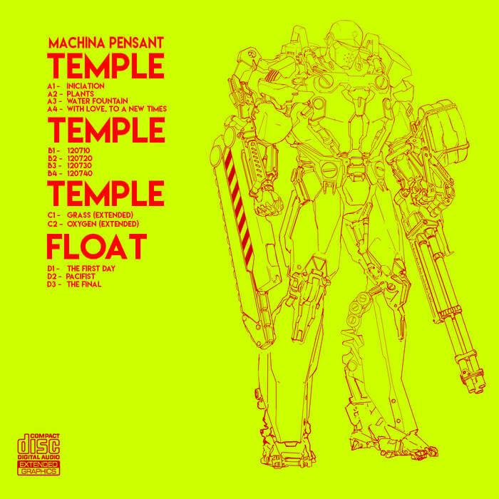 Temple - Machina Pensant (Digital) 6