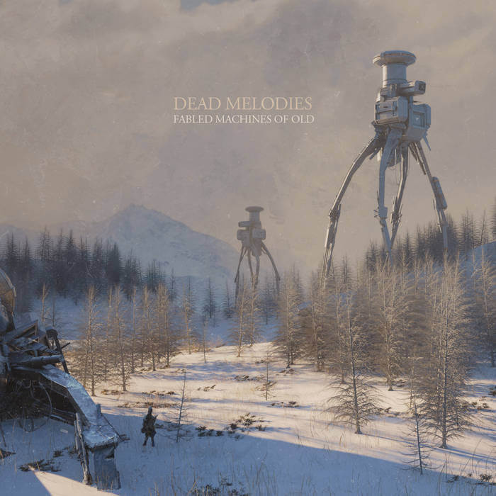 Fabled Machines of Old - Dead Melodies (CD) 5