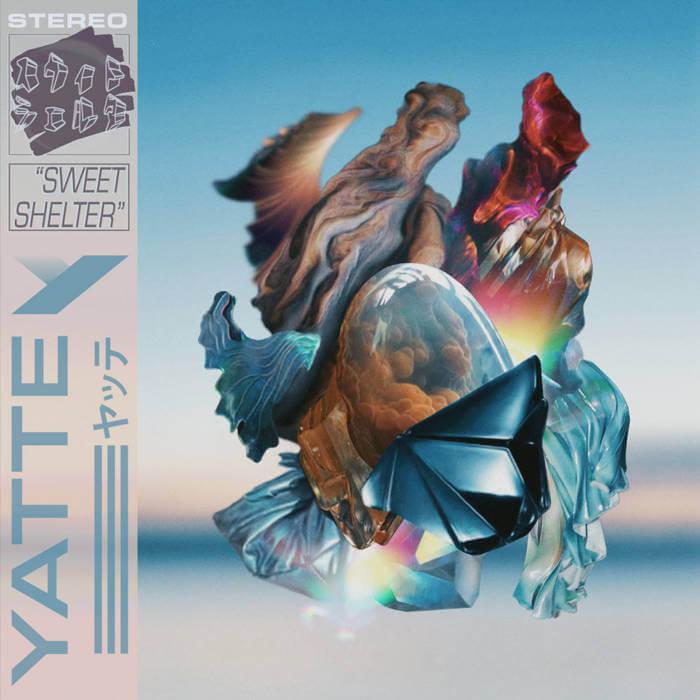 Sweet Shelter - YATTE (Cassette) 11